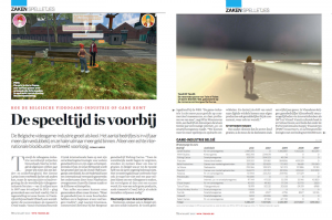 Click to view the PDF version of the full article in Dutch.