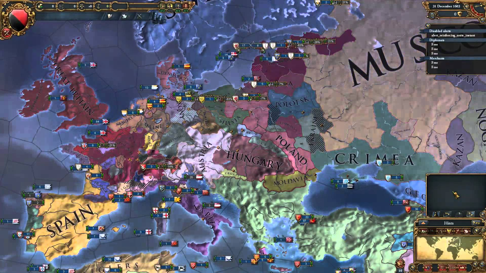 How strategy games can help company leaders previewlabs the europa universalis series left are able to show a ton of information without sciox Gallery